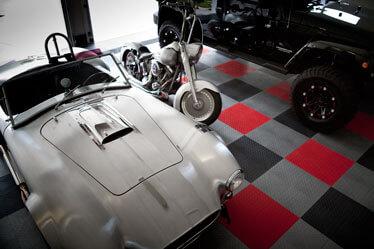 RaceDeck Garage Floor Installation step 8