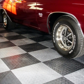 Chevrolet Chevelle SS 454 on RaceDeck XL
