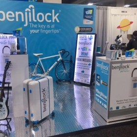 RaceDeck Pro makes a striking display floor.