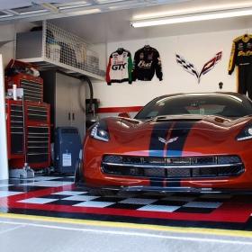Corvette on TuffShield