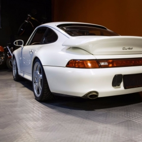 Porsche and Ducati on Alloy RaceDeck Diamond with Tuffshield