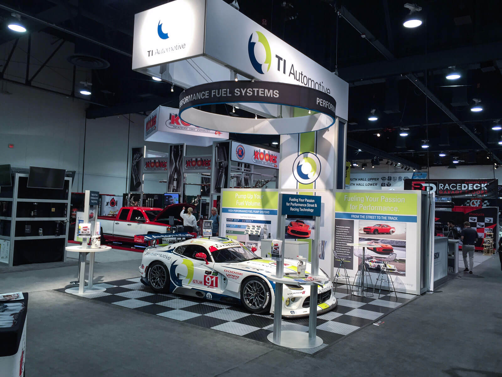 TI Automotive display