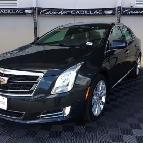 Free-Flow Cadillac display