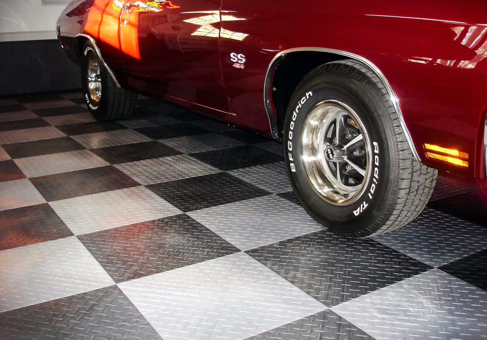 Chevrolet Chevelle SS 454 on RaceDeck