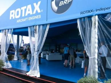 Rotax portable display