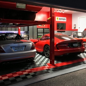 Garage gallery racedeck for Self auto niortais garage automobiles niort