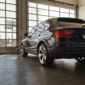 Bentley Bentayga at Luxe Auto Spa
