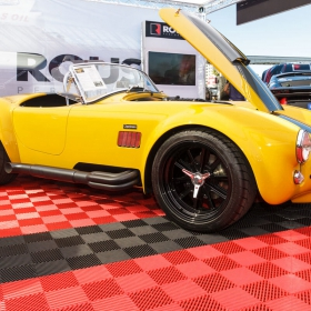 Roush Superformance Cobra at SEMA