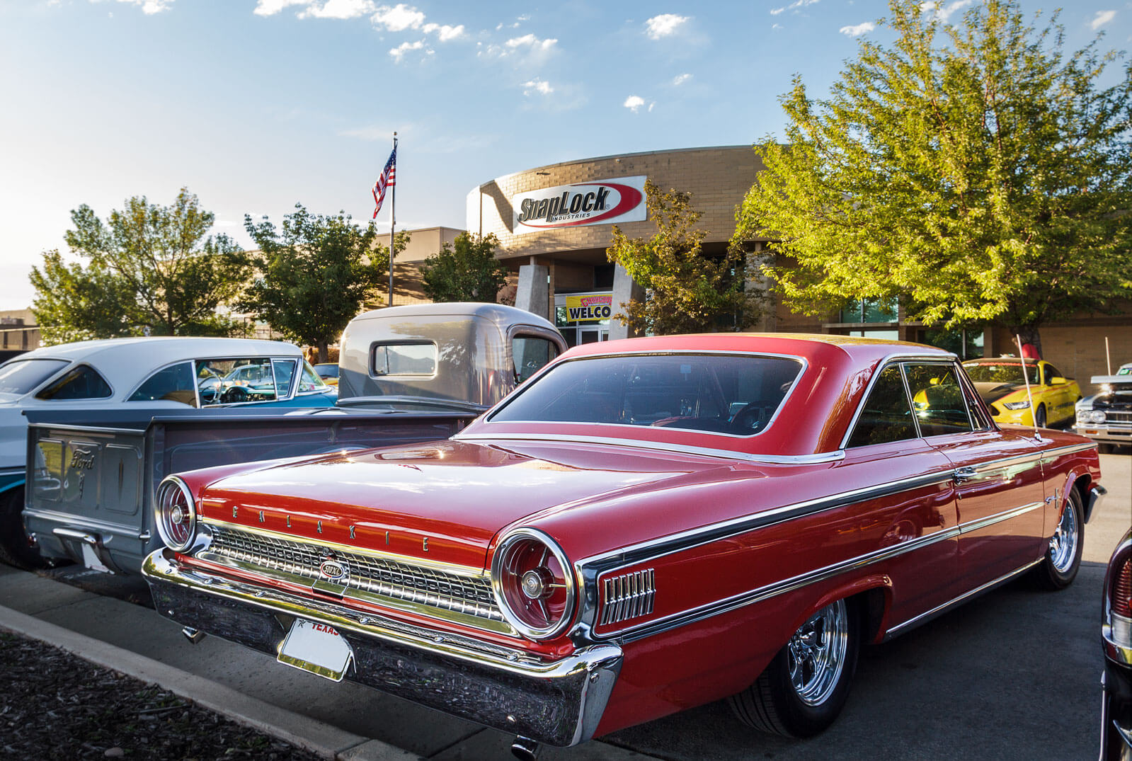 Goodguys Road Tour Arrives at RaceDeck