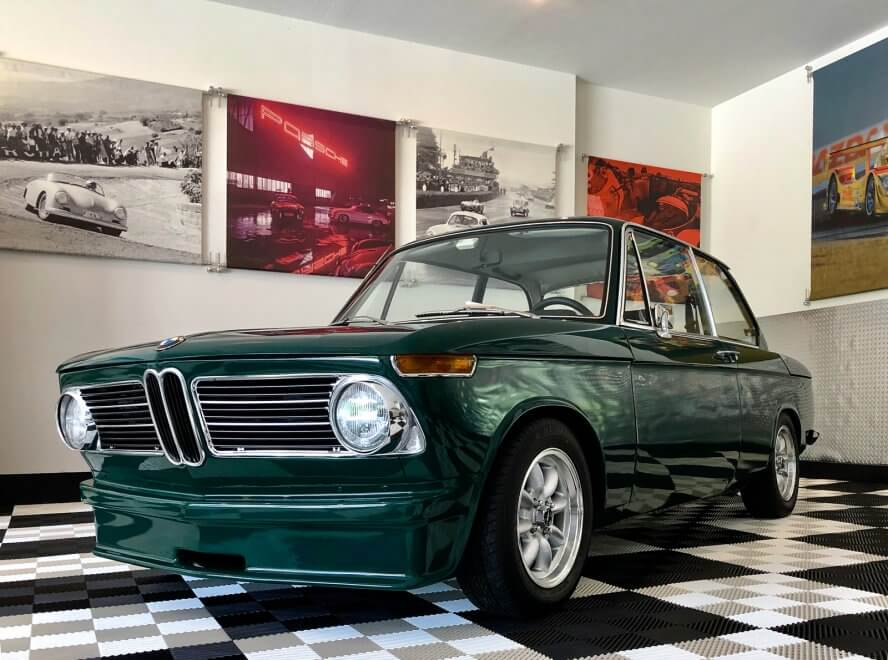 Aaron Reitman - 1972 BMW 2002