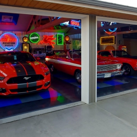 Awesome garage in Camano Island