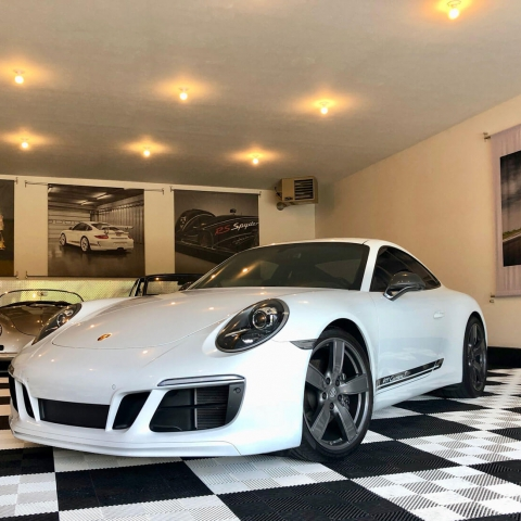 Porsche in the collection