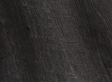 RaceDeck Charred Oak display flooring