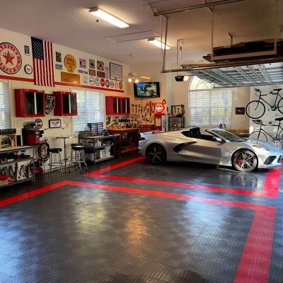 Kenneth Rutter's Garage