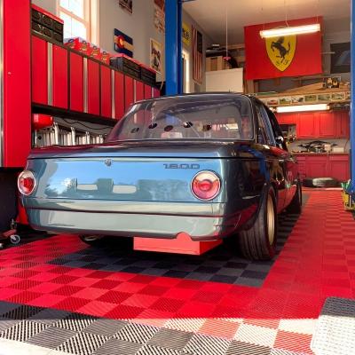Scott Stekr's Garage with Lift