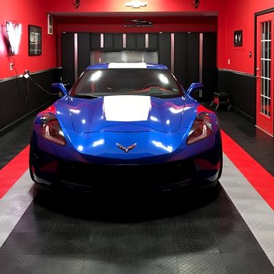 James Broyles Corvette Garage
