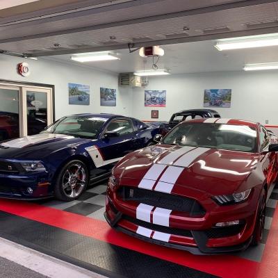 Lester Stanley's Garage