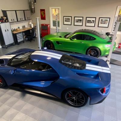 Rich Stomp's Garage