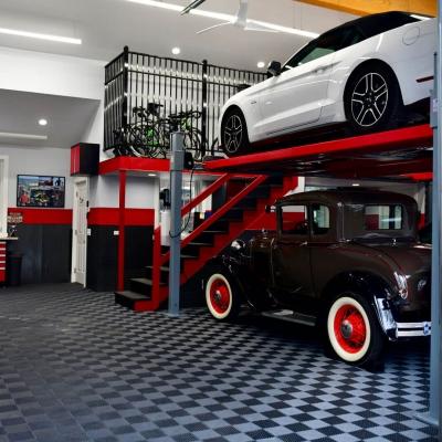 Richard Lorio's Free-Flow Garage