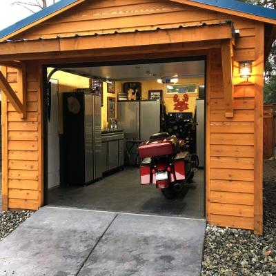 Jon Paul's Garage Outside