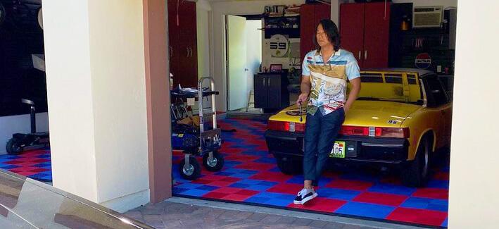 Sung Kang's Garage